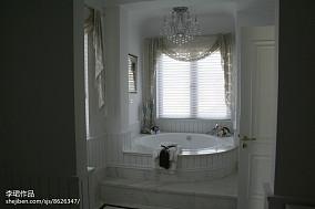 简欧风格洗手间