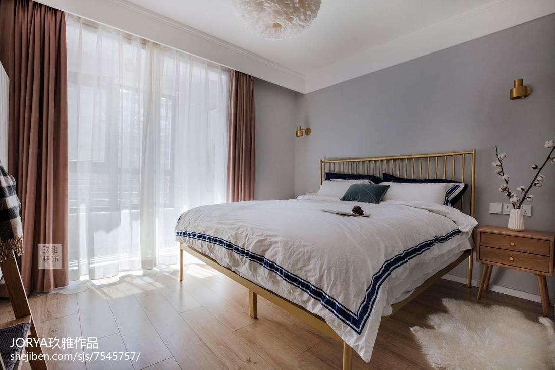 二居主卧设计图片卧室现代简约卧室设计图片赏析