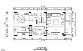 四室户型卧室装修