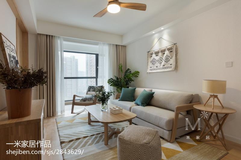 浪漫128平日式四居设计美图客厅日式客厅设计图片赏析
