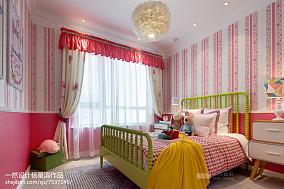 精美儿童房现代实景图片欣赏