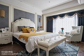 热门面积113平复式卧室装饰图片欣赏复式欧式豪华家装装修案例效果图