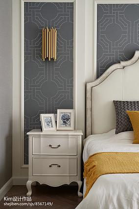 热门复式卧室装饰图片大全复式欧式豪华家装装修案例效果图