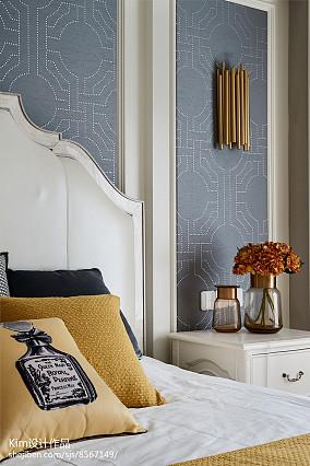 精美面积134平复式卧室实景图片大全复式欧式豪华家装装修案例效果图