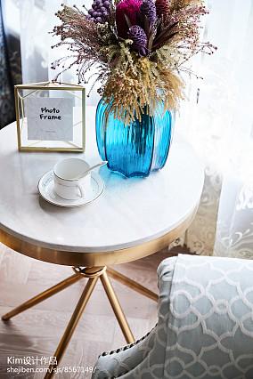 优雅50平法式复式卧室装修图片