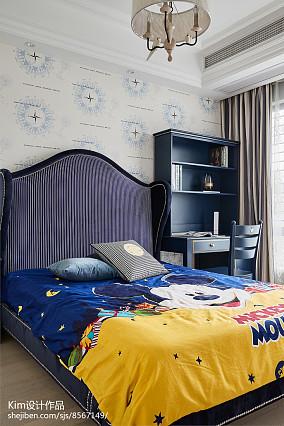 2018精选133平米复式儿童房装修欣赏图片复式欧式豪华家装装修案例效果图