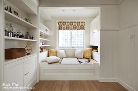 华丽82平美式二居休闲区设计效果图