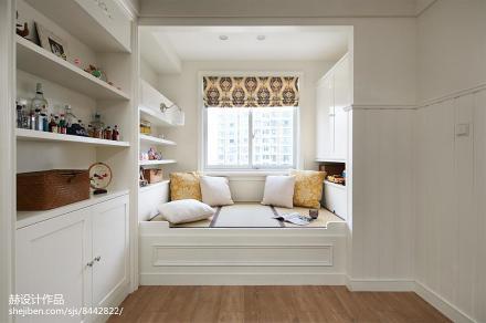 华丽82平美式二居休闲区设计效果图功能区