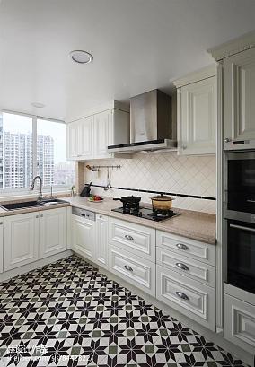 温馨59平美式二居装饰图片餐厅美式经典设计图片赏析