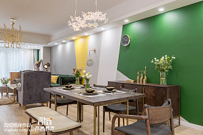 优雅699平混搭别墅设计图厨房设计图片赏析
