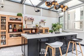 精选131平米混搭别墅厨房装饰图片