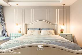 温馨375平混搭别墅卧室设计效果图卧室2图潮流混搭设计图片赏析