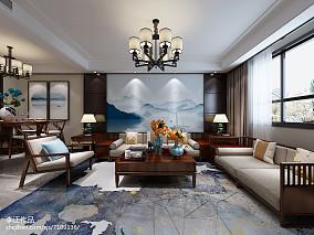 精美面积72平公寓北欧装修设计效果图片大全