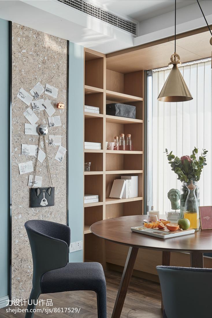 热门103平方三居客厅混搭装修效果图片客厅