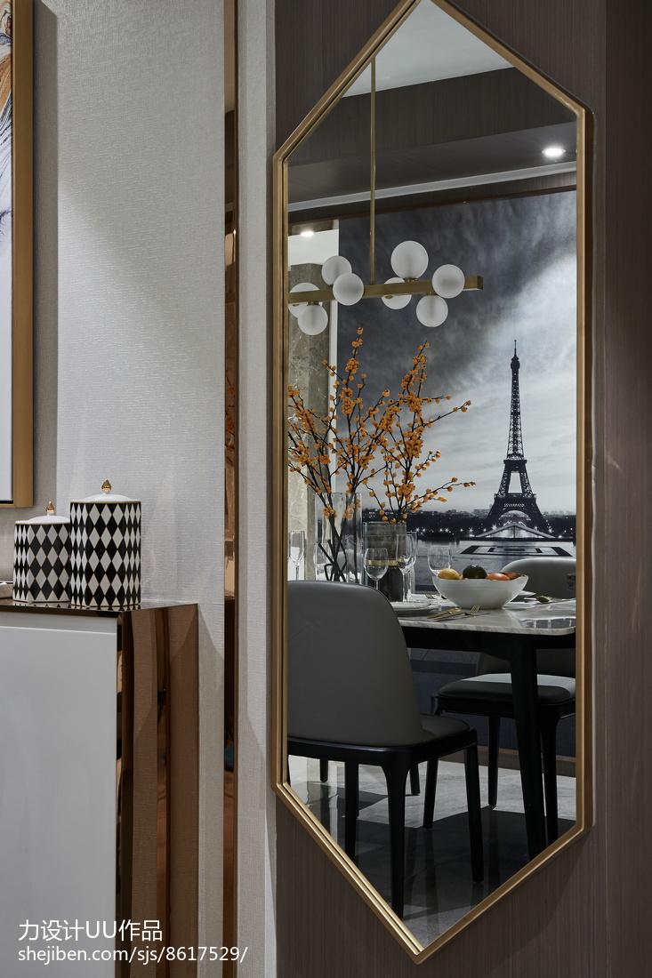 精选大小97平混搭三居餐厅效果图片欣赏厨房