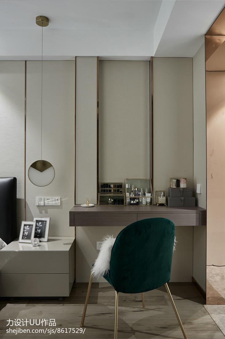 热门108平方三居卧室混搭装修设计效果图片欣赏功能区潮流混搭功能区设计图片赏析