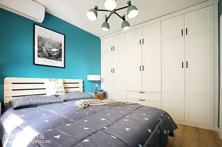 混搭二居主卧室设计图片卧室
