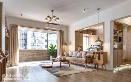 优美99平日式三居客厅美图客厅