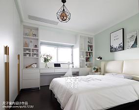 184㎡现代轻奢儿童房设计图卧室设计图片赏析