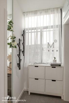 质朴79平现代二居装饰美图二居现代简约家装装修案例效果图