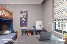 【一米家居】穿堂风二居现代简约家装装修案例效果图