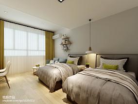 热门小户型卧室宜家装修效果图片大全