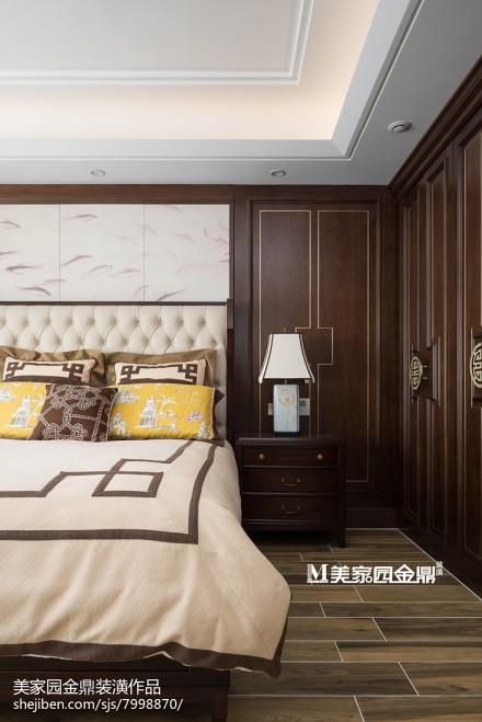 大气59平现代复式卧室装修效果图