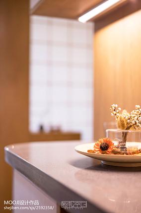 精美面积89平日式二居餐厅装饰图片大全