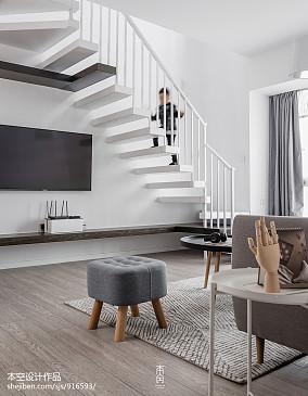 热门136平米四居客厅简约装修设计效果图