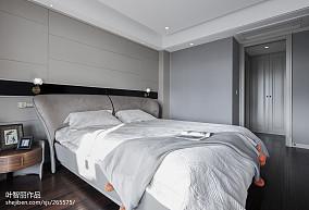温馨风现代次卧设计