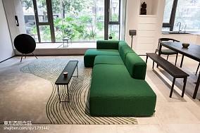 精美98平方三居客厅现代欣赏图片客厅现代简约设计图片赏析