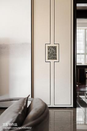 精选客厅中式装修设计效果图片欣赏