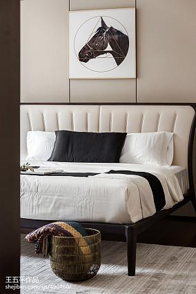 精选中式卧室装修欣赏图片