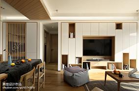 110㎡日式家装装修效果图
