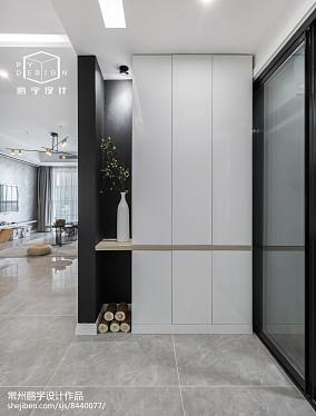 热门89平米二居玄关欧式装修图片欣赏玄关欧式豪华设计图片赏析