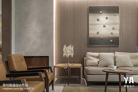 2018精选面积138平现代四居客厅装修设计效果图片欣赏