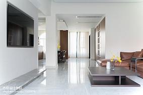 热门135平米现代复式客厅效果图片大全