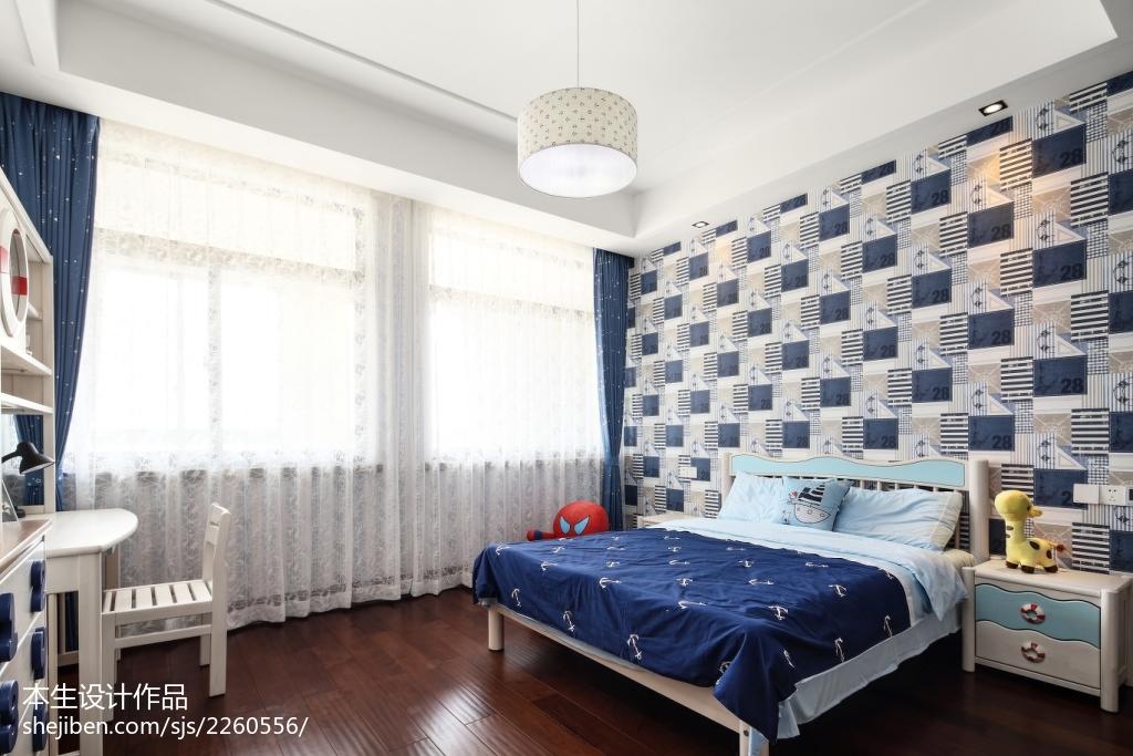 现代卧室吸顶灯现代简约设计图片赏析