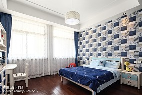 现代卧室吸顶灯