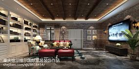 客厅新中式装修