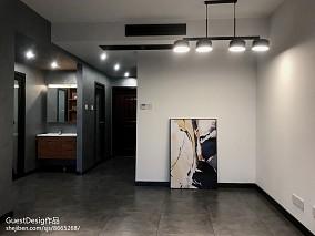 热门面积78平二居装修设计效果图