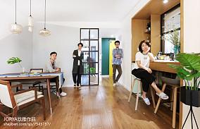 精美107平米三居客厅北欧装修效果图