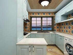 大厨房橱柜效果图
