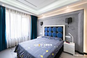 温馨625平混搭别墅卧室设计图别墅豪宅潮流混搭家装装修案例效果图