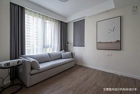 大气89平现代三居休闲区装修美图功能区现代简约设计图片赏析