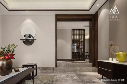 平中式别墅客厅装修图片客厅