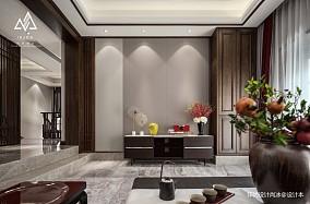 2018精选143平米中式别墅客厅欣赏图片
