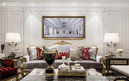 精选客厅装修欣赏图片大全客厅