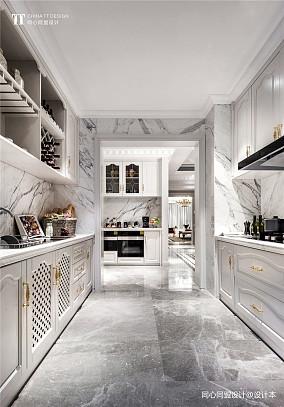 精选厨房效果图片欣赏