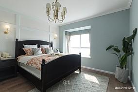 精致95平混搭三居卧室设计案例